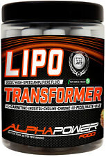 Lipo Transformer Fettreduktion Ampulle (15x25ml) Liquid Shot Fatburner Diät