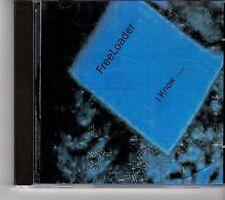 (FM186) Free Loader, I Know ... - 2001 DJ CD