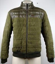 STRELLSON 4SEASONS-MAYS Leather Jacket Herren Lederjacke Gr.52 NEU mit ETIKETT