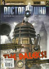 RARE Back Issue - DOCTOR WHO MAGAZINE #418 - DALEKS - Steven Moffatt