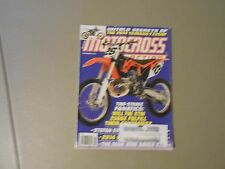 NOVEMBER 2013 MOTOCROSS ACTION MAGAZINE,YAMAHA YZ250F,KTM 250SX,STEFAN EVERTS,