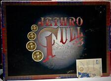 CHRYSALIS 4-CD Cigar Box CDCHR-6004: Jethro Tull – 25th Anniversary - 1993 UK