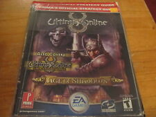 """Ultima Online Age of Shadows"" Official Prima Strategy Guide"