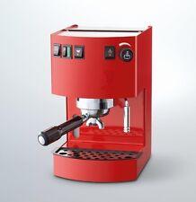 Bezzera New Hobby Espressomaschine in Rot ESPRESSO PERFETTO
