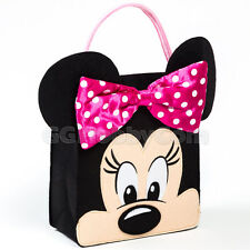disney mickey clubhouse minnie mouse trick or treat bag halloween candy basket - Doc Mcstuffins Halloween Bag