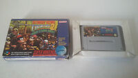 DONKEY KONG COUNTRY 2 DIDDY'S KONG QUEST - SUPER NINTENDO SNES - EN BOITE