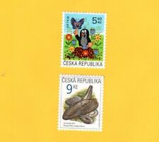 Czech Republic Scott nrs 3172 -3173  Mnh