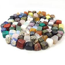Crystal Healing Tumble Stones 12-22mm Natural Reiki Polished Gemstones 50G