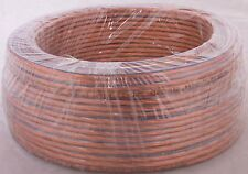 20m 18 AWG Gauge 0.80mm2 Speaker Cable Wire Cord 0.8 mm 2 High End Audio