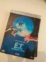 dvd  E.T el extraterrestre  de spielberg (edicion especial)