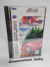 HIGH VELOCITY (SEGA SATURN) NTSC VERSION - NEW VERY RARE