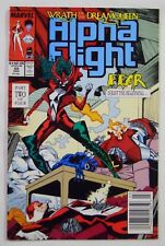 VINTAGE! Marvel Comics Alpha Flight #68 (1989)-Wrath of the Dreamqueen