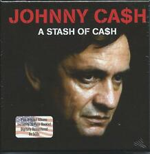 Johnny Cash - A Stash Of Cash - 5 Original Albums (5CD 2011) NEW/SEALED