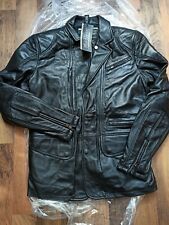 MATCHLESS Leather Jacket, Size L   RRP £1199