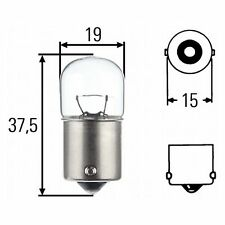 Indicator bulb / stop light / etc.: Bulb 12v 10 WAT : HELLA 8GA 002 071-131