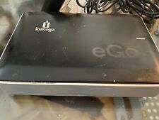 Iomega eGO 2TB Portable Compact Hard Drive W/AC Works Great