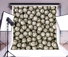 8x8ft Vinyl Baseball sports Background Photography Backdrop Studio Props