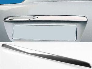 For Mercedes BENZ SLK R170 01-03 Chrome Trunk Boot Lid Trim Strip Moulding