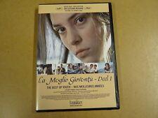 DVD / LA MEGLIO GIOVENTU - DEEL 1
