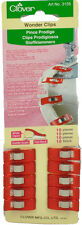 Sewing Notions Wonder clips 10 clips in pack CL3155