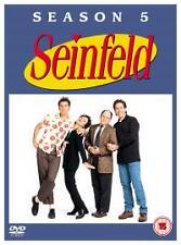SEINFELD - SERIES 5 - COMPLETE NEW REGION 2 DVD