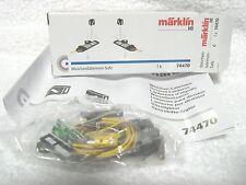 Märklin 74470 led lantaarnverlichtingsset voor 2 wissels.