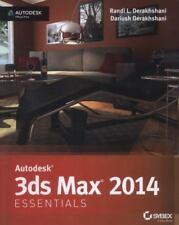 Autodesk 3ds Max 2014 Essentials: Autodesk Official Press by Derakhshani, Randi