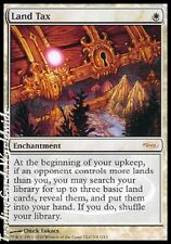 Land Tax // FOIL // Presque comme neuf // JR: promos // Engl. // Magic the Gathering