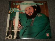 Ivan Rebroff~A Russian Christmas~1969 Classical / Folk~Peters PLD 2022~FAST SHIP