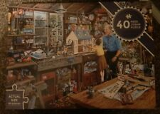 Gibson Grandad's Workshop Jigsaw Puzzle - 40 xl pieces