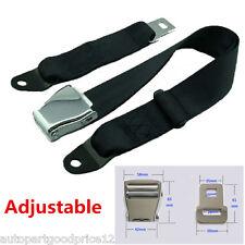 Adjustable Airplane Seat Safe Belt Plane Seatbelt Extenders Aerospace Seat Belts