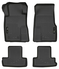 Husky Front & 2nd Seat Floor Liners Fits 2010-2014 Ford Mustang 98371