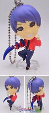 Tokyo Ghoul Swing Mascot PVC Keychain Figure Gourmet ~ Shuu Shu Tsukiyama @8583