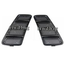 Front Left Right Hood Air Vent Grill For Mercedes Benz 2012 2013 14-18 GL ML350