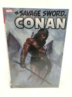 Savage Sword of Conan Omnibus Vol 1 Marvel HC Hard Cover Brand New Sealed
