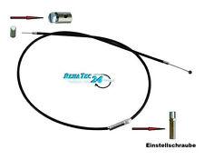 Bowdenzug SET 38cm + 58cm + Seil für Rollator Nova Bremssystem Bremsanlage NEU