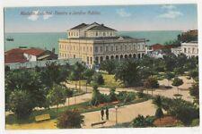 Madeira, Funchal, Theatro e Jardim Publico Postcard #3, B145