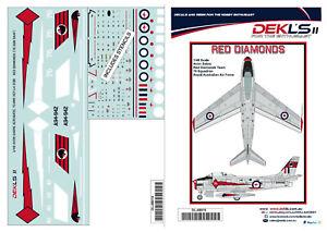 1/48 Avon Sabre - RAAF 'Red Diamonds' Aerobatic Team  - DEKL's II