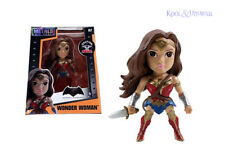"Batman vs Superman: WONDER WOMAN 4"" Metals Die Cast Jada Toys Diecast"