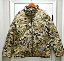 $250 Under Armour Timber Hunting Jacket Ridge Reaper Barren Camo XXL 1316734-999