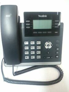 Yealink T42G Gigabit VoIP Phone - Refurbished, 6 Months warranty - Including VAT