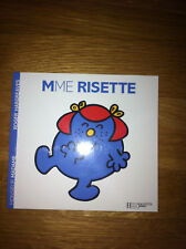 Mme Risette Roger Hargreaves New French