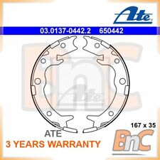 # GENUINE OEM ATE HEAVY DUTY REAR PARKING BRAKE SHOE SET HONDA