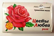Soap Flowers of love Rose  90g