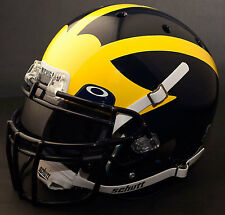 MICHIGAN WOLVERINESFootball Helmet