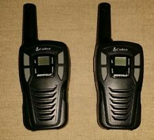 Cobra Cx116A Gmrs/Frs Two-Way Radios