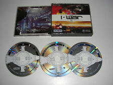 I-GUERRA immettere Infinity PC CD ROM CD con custodia-Veloce Post