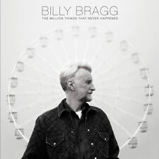 Billy Bragg - The Million Things That Never Happened CD ALBUM (29TH OCT) PRESALE