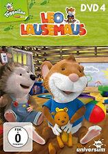 DVD * LEO LAUSEMAUS - DVD 4 # NEU OVP §