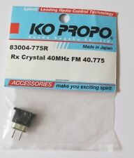 Ko Propo SINGLE CRYSTAL FM 40MHZ 775 KO Part No KO83004-775R